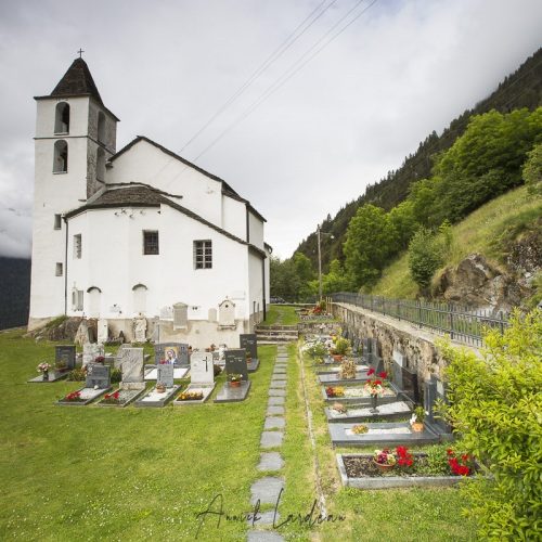 Eglise d'Altanca, Tessin